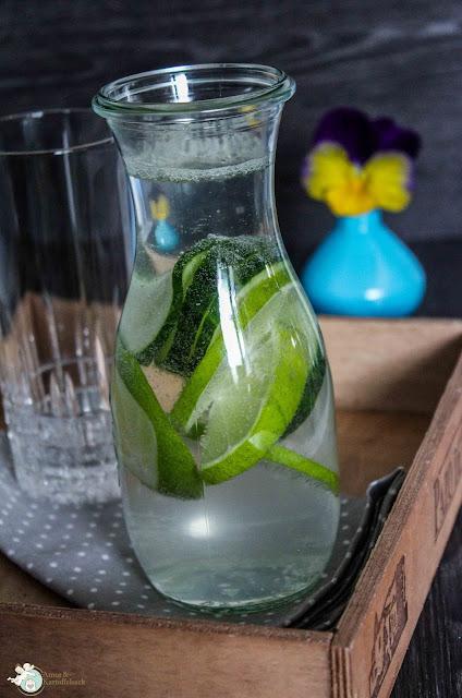 Sommergetränk Ideen mit Limette