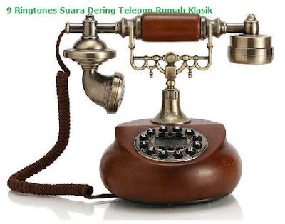 9 Ringtones Suara Dering Telepon Rumah Klasik