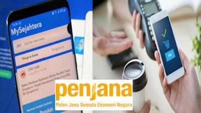 Tarikh Bayaran RM50 Kredit e-Penjana Mulai 31 Julai 2020 (Cara Tebus)