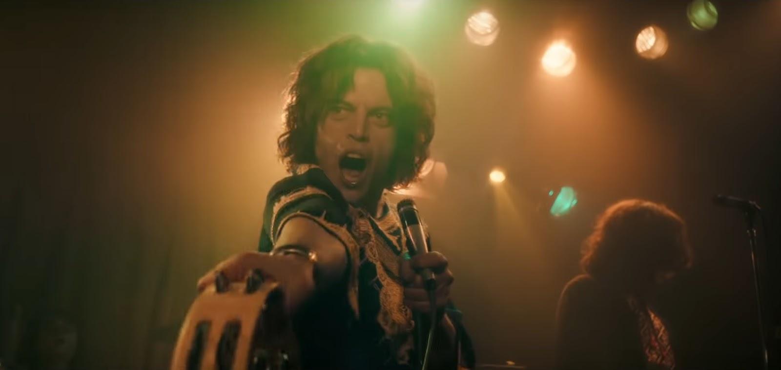 recenzja filmu Bohemian Rhapsody