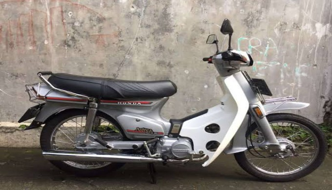 Motor Lawas Honda Astrea Star 1986