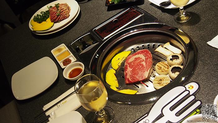 Noelle Mikazuki Openrice Com X The Grandstand Makan