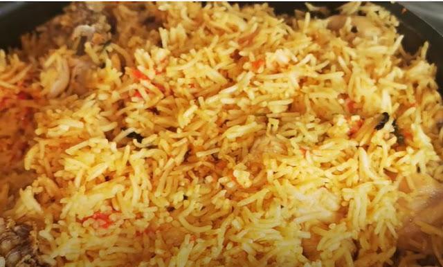 Ready to Serve - Bangalore Style Chicken Biryani