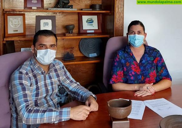 El Grupo de Gobierno de Villa de Mazo propone a Ramón Barreto y Carmen Cabrera como Hijos Predilectos