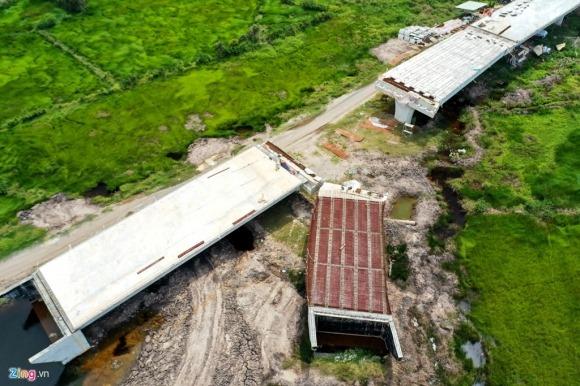 Cao tốc Trung Lương – Mỹ Thuận sau 10 năm khởi công 8