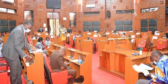 Nakuru Hell Gate Member of County Assembly (MCA) John Njuguna