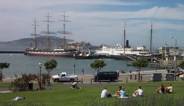 things to do in sausalito : Educational Tall Ship