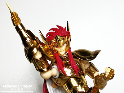 Saint Cloth Myth EX Aquarius Camus OCE - Tamashii Nation 2019 Exclusive -  de Saint Seiya - Tamashii Nations