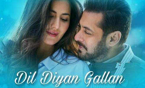 Image result for Dil Diyan Gallan  - Atif Aslam