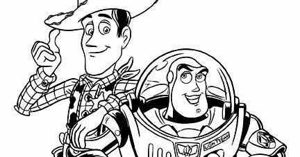 interactive toy story coloring pages - photo#11