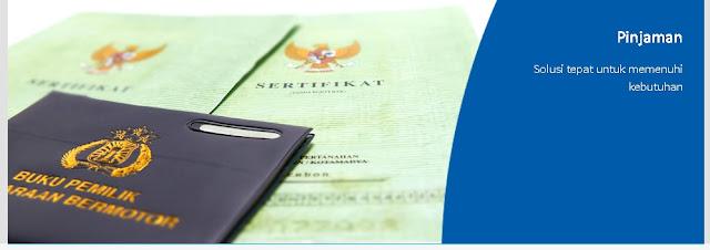 pinjaman kredit tanpa agunan bca