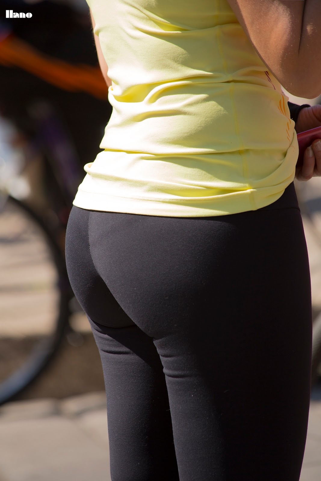 Nicest Ass In Spandex-3584
