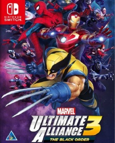 Marvel Ultimate Alliance 3 The Black Order [Switch] Oyun İndir [NSP