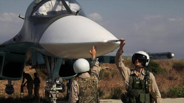 Siria: Rusia frenó robo del crudo sirio y expansión de terrorismo