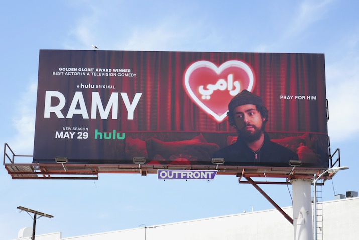 Ramy season 2 billboard
