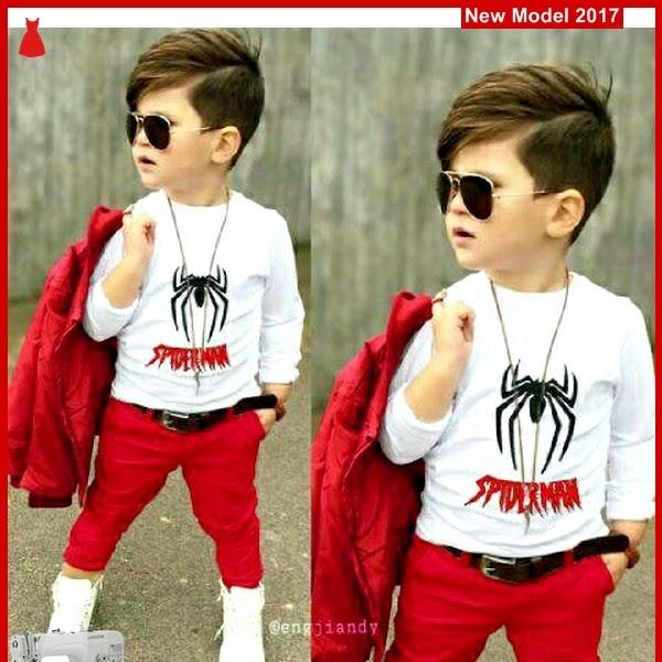 MSF0086 Model Set 3in1 Murah Spiderman Kiddy BMG