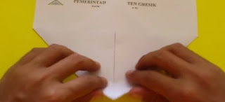 Cara Membuat Topi Perawat dari Kertas Karton Berserta Gambarnya