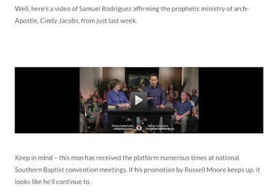 NAR Apostles For Social Justice - Apologetic Report