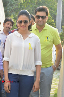 Actress Rakul Preet Singh at Endometriosis Awareness Walk at Apollo Cradle  0042.jpg