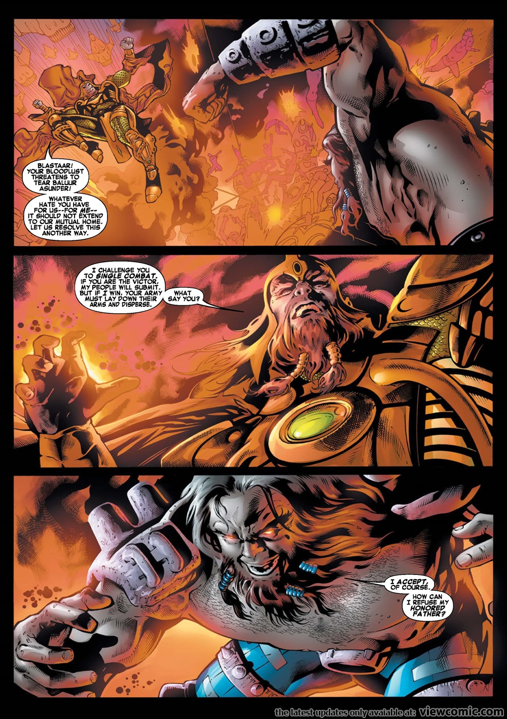 War of Kings | Viewcomic reading comics online for free