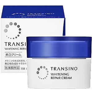 Kem dưỡng trắng tái tạo da Transino Whitening Repair Cream