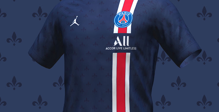 2 Jordan Paris Saint Germain 21 22 Home Kit Predictions Footy Headlines
