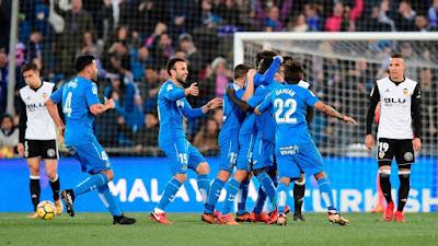 مشاهدة مباراة فالنسيا وخيتافي بث مباشر اليوم 25-9-2019 في الدوري الاسباني