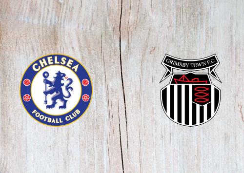 Chelsea vs Grimsby Town -Highlights 25 September 2019