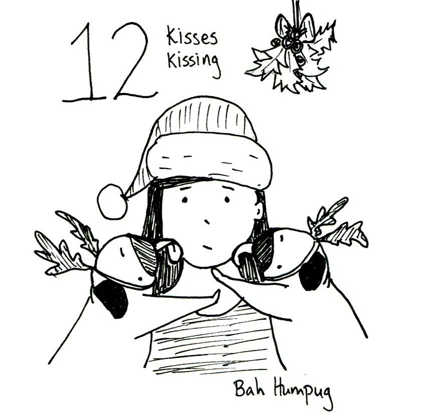 On The Twelfth Day Of Christmas.Bah Humpug On The Twelfth Day Of Christmas
