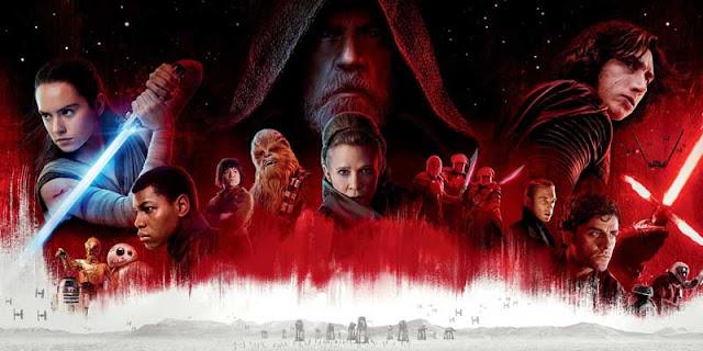 'Star Wars. Episodio VIII: Los últimos Jedi'