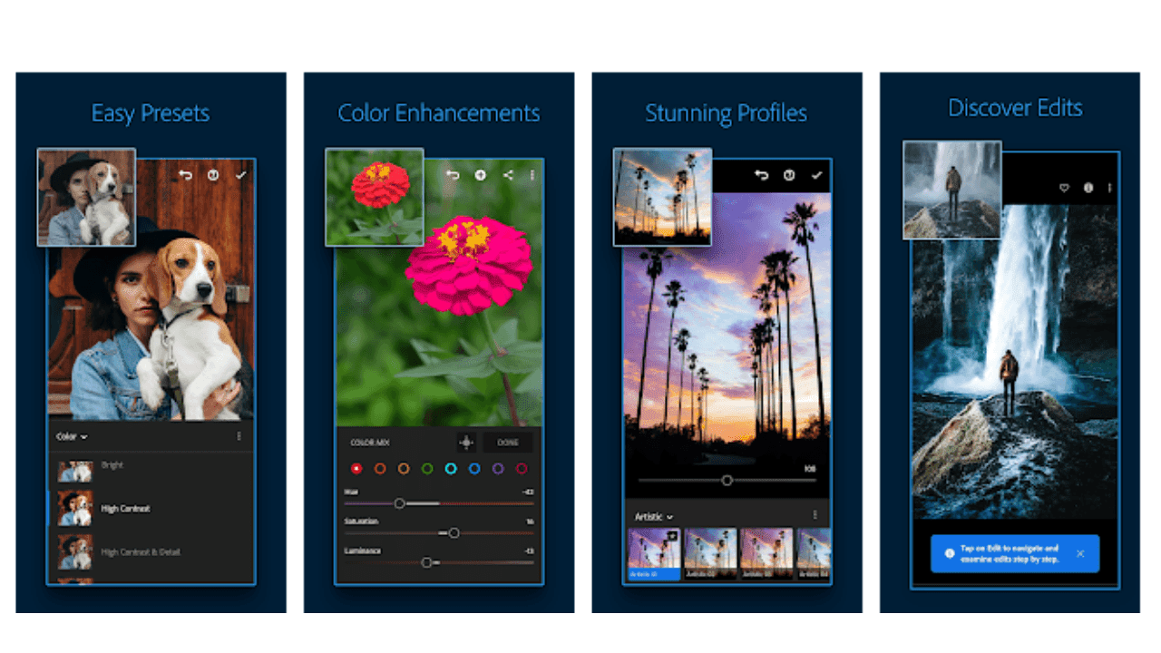 Adobe Lightroom Free Download For Android Latest Version