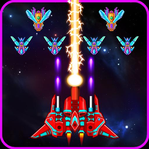 Freies Gold Und Kristall Galaxy Attack Alien Shooter In App Kaufe
