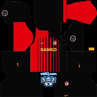 Gazişehir Gaziantep 2020 Dream League Soccer fts forma logo url,dream league soccer kits, kit dream league soccer 2019 2020 , Gazişehir Gaziantep dls fts forma süperlig logo dream league soccer 2020