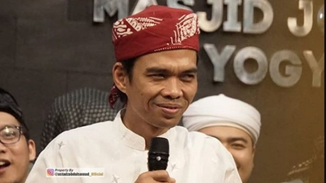 Ustadz Abdul Somad Mengundurkan Diri dari PNS Kampus UIN Suska Riau