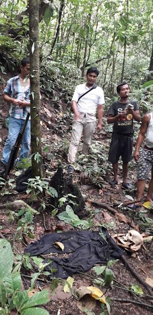 Heboh, Tengkorak Manusia Ditemukan di Desa Kuala