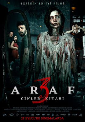 Araf 3: Cinler Kitabi (2019) Dual Audio [Hindi – Turkish] 720p WEB-DL ESub x265 HEVC 470Mb
