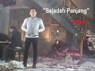 Download lagu Noah Sajadah Panjang
