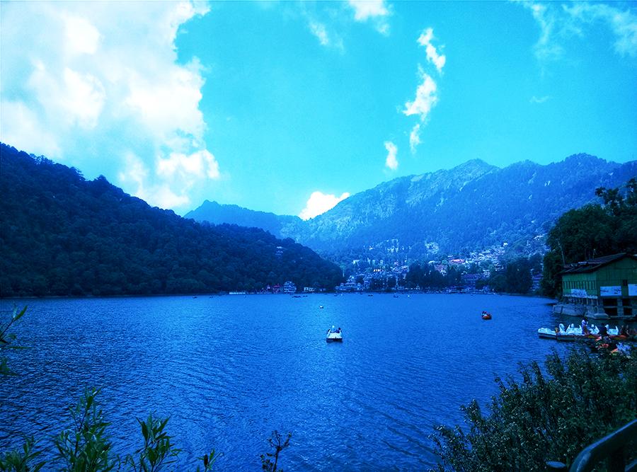 NANITAL LAKE, PARADISE