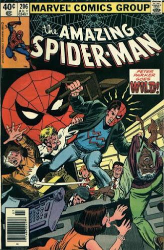Amazing Spider-man #206
