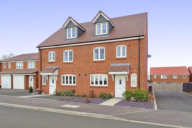 4 bed house, Osborn Drive, Chichester