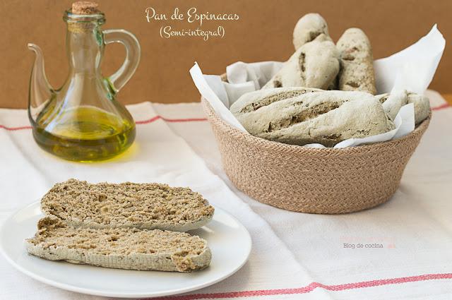 Pan de Espinacas / Eva en Pruebas