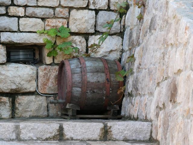 Montenegro luomuviinitila retki