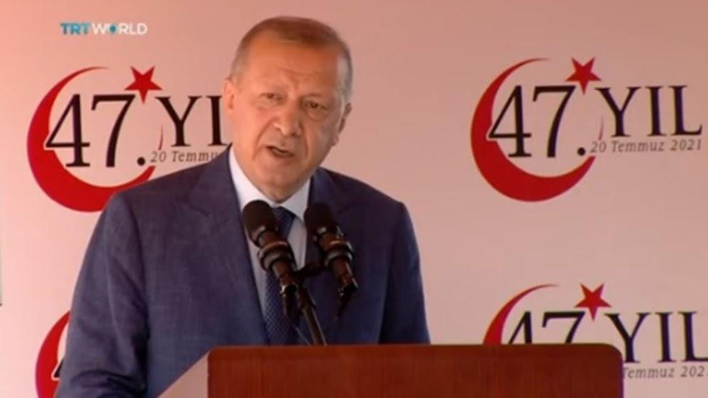 Ερντογάν - Τατάρ: Ανοίγουν την κλειστή πόλη της Αμμοχώστου