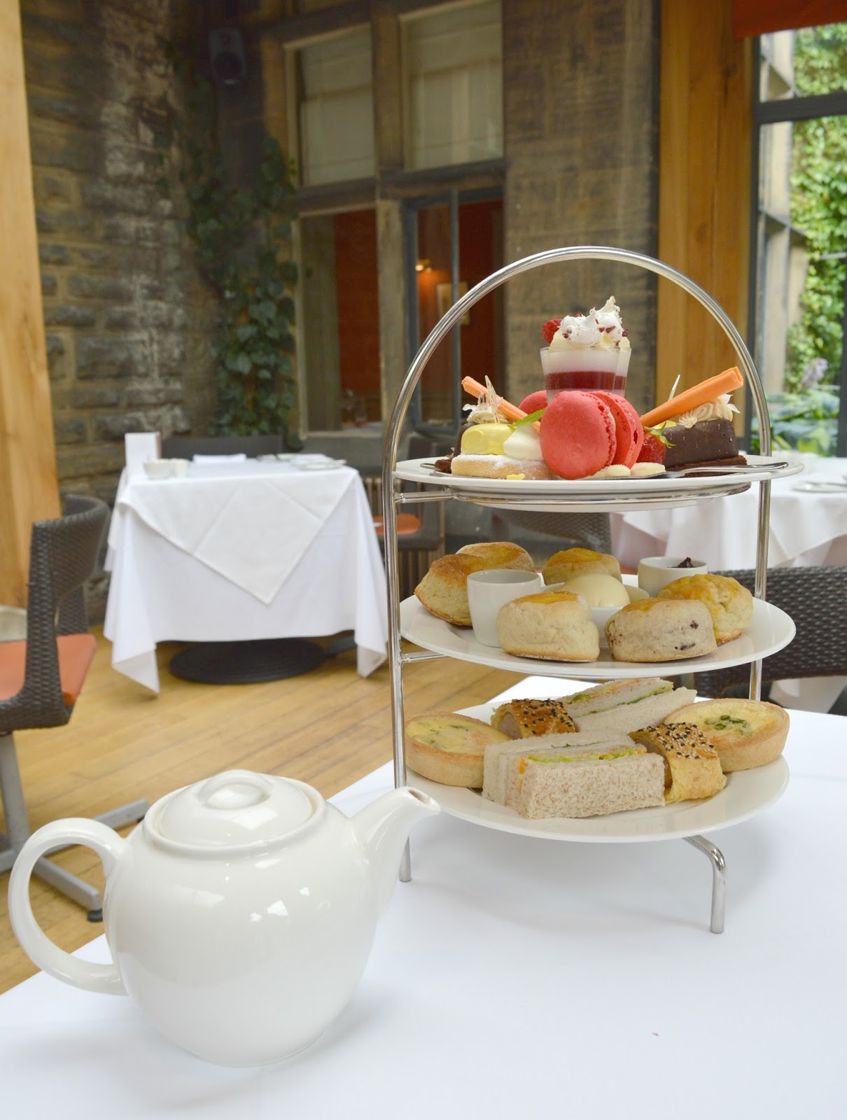 10 Reasons Why I LOVE Afternoon Tea - Jesmond Dene House