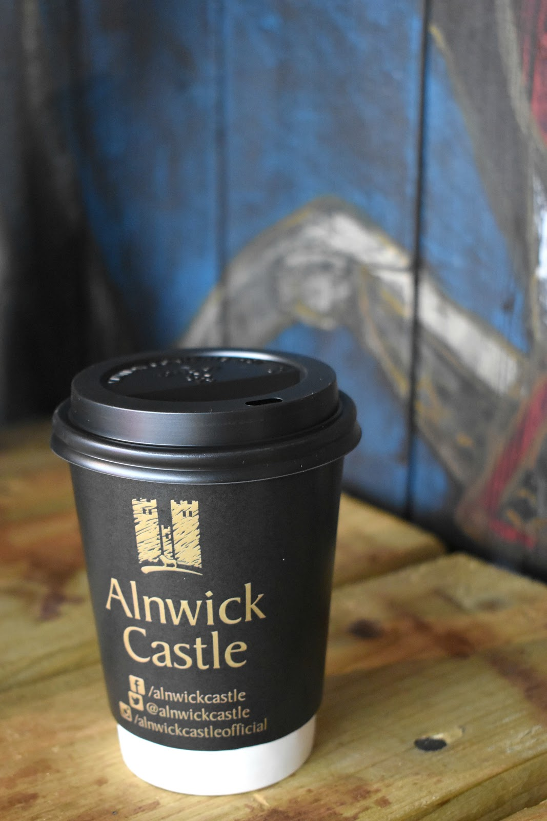 Alnwick Castle Coffee