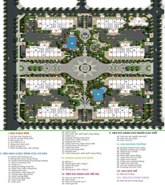 Tiện ích Dự án Chung cư An Bình City