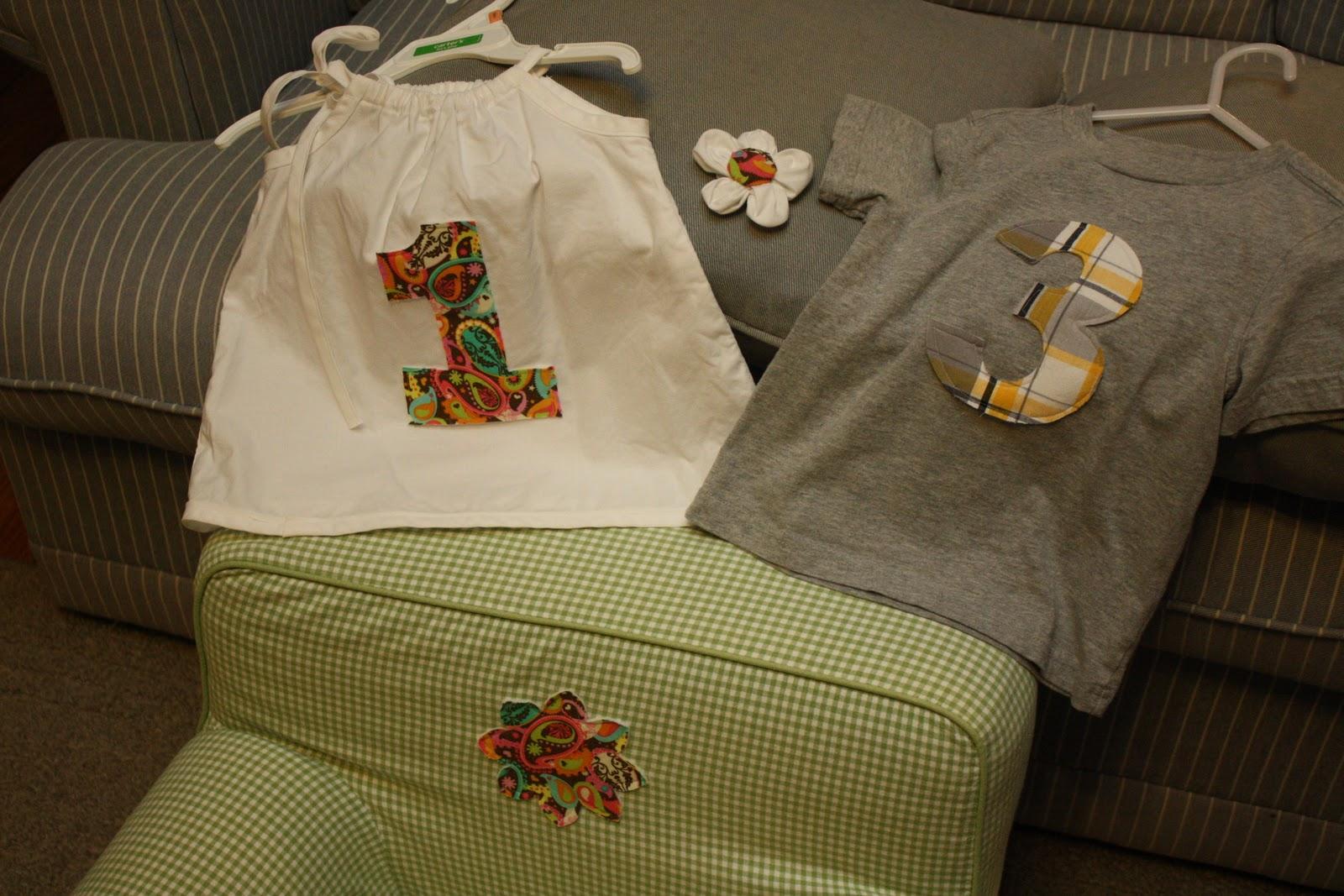 The Ballard Family Make Your Own Birthday Shirt