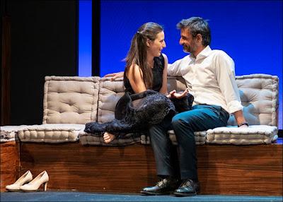 'Dos más dos' en el Teatro Lara