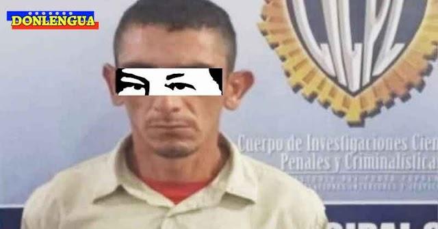 EL LEGADO DE CHAVEZ   Detenido por abusar de sus 5 hijas pequeñas y su hijo bebé en el Táchira