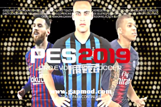FTS 19 Mod PES 2019 Super Hd by Sixxgames